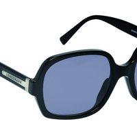 Gafas de sol negras de la nueva colección de Longchamp para este verano 2012