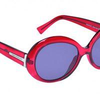 Gafas de sol rojas de la nueva colección de Longchamp para este verano 2012