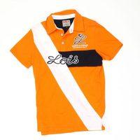 Polo naranja de la colección verano 2012 de Lois