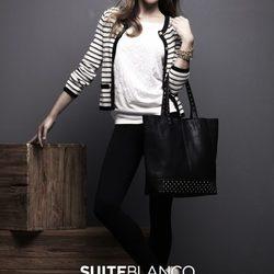 Silvia Zamora, alias lady Addict, nueva imagen de SuiteBlanco