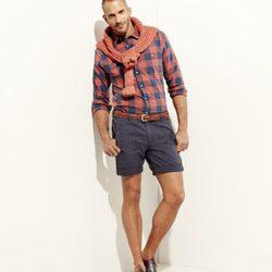 Colección verano 2012 de la línea masculina de Pedro del Hierro