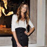 Bianca Brandolini con un look 'Black and White'