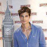 Javier de Miguel en un evento organizado por Beefeater