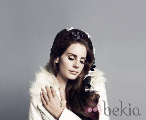 Lana del Rey protagoniza la nueva campaña de H&M otoño/invierno 2012/2013