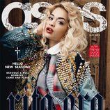 Rita Ora posa en la portada de la revista Asos Magazine