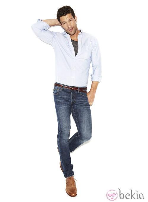 Aaron O'Connell presenta la colección 'We love jeans' otoño 2012 de Suiteblanco