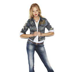 Erin Heatherton presenta la colección 'We love jeans' otoño 2012 de Suiteblanco