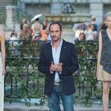 Josep Font presenta la colección primavera-verano 2013 de la firma DELPOZO