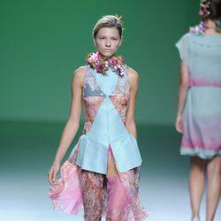 Original vestido en la colección primavera/verano 2013 de Devota&Lomba