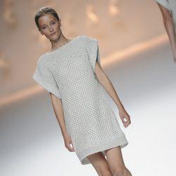 Vestido de punto de la colección primavera/verano 2013 de Sita Murt