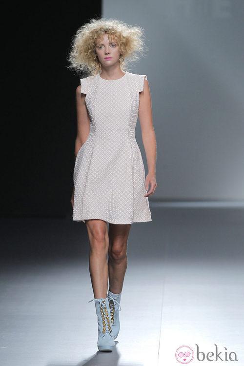 Vestido de Teresa helbig, colección primavera/verano 2013
