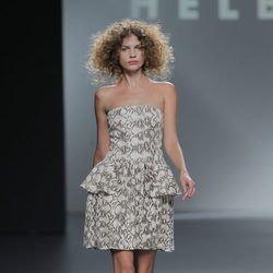 Vestido estampado de Teresa helbig, colección primavera/verano 2013