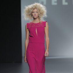 Vestido rosa de Teresa Helbig, colección primavera/verano 2013