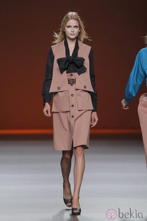 Traje de chaqueta de Lemoniez, colección primavera/verano 2013