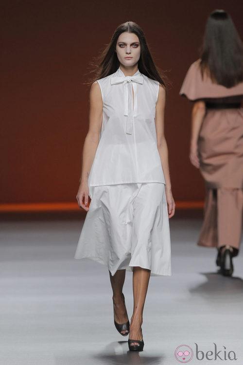 Diseño blanco de Lemoniez, colección primavera/verano 2013
