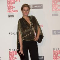 Carolina Bang en la Vogue Fashion's Night Out 2012 en Madrid