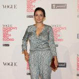 Adriana Domínguez en la Vogue Fashion's Night Out 2012 en Madrid