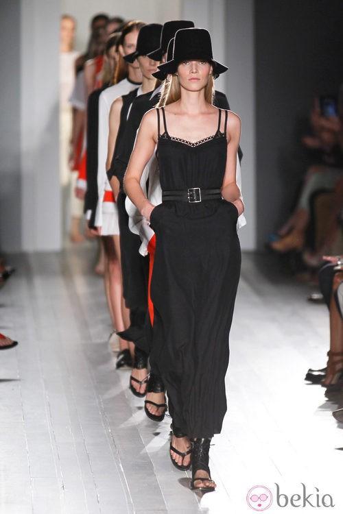 Colección primavera/verano 2013 de Victoria Beckham en la Nueva York Fashion Week