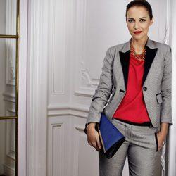 Paula Echevarría presenta la colección otoño/invierno 2012/2013 de Suiteblanco
