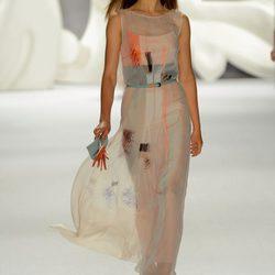 Carolina Herrera en la Semana de la Moda de Nueva York primavera/verano 2013