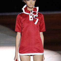 Marc Jacobs en la Semana de la Moda de Nueva York primavera/verano 2013