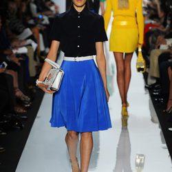 Michael Kors en la Semana de la Moda de Nueva York primavera/verano 2013