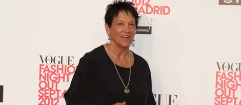 La diseñadora Kina Fernández