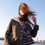 Pantalón de pana de la colección femenina otoño/invierno 2012/2013 de Lee