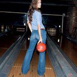 Lee presenta sus nuevos jeans en la colección femenina otoño/invierno 2012/2013