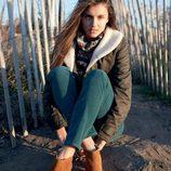 Lee apuesta por la pana en su colección femenina otoño/invierno 2012/2013