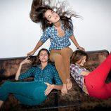 Colección femenina otoño/invierno 2012/2013 de Lee