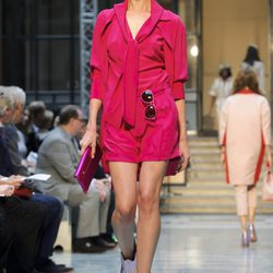 Vivianne Westwood en la Semana de la Moda de Londres primavera/verano 2013