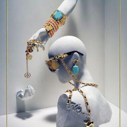 Colección de complementos de Anna Dello Russo para H&M