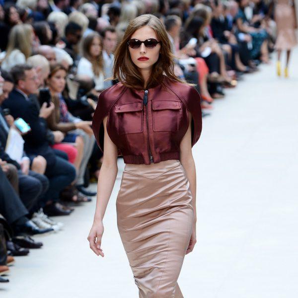 Burberry en la Semana de la Moda de Londres primavera