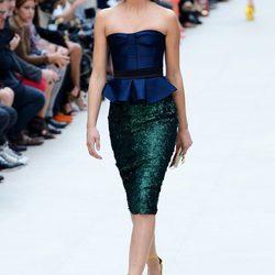 Burberry en la Semana de la Moda de Londres primavera/verano 2013