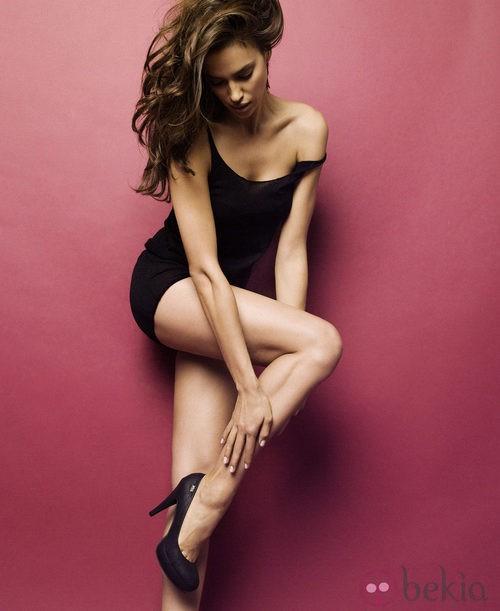 Irina Shayk muy sexy para Xti otoño/invierno 2012/2013