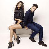 Irina Shayk y Arthur Sales protagonizan la campaña de Xti otono/invierno 2012/2013