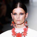 Grandes contrastes de color en el desfile de Gucci en la Semana de la Moda de Milán primavera/verano 2013