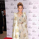 Sarah Jessica Parker con un diseño de Valentino en la Gala de Otoño del Ballet de Nueva York 2012