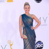 Hayden Panettiere con un vestido de Marchesa en los Premios Emmy 2012