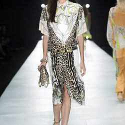 Roberto Cavalli en la Semana de la Moda de Milán primavera/verano 2013