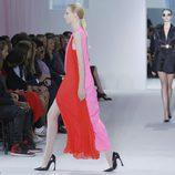 Dior recupera el fular en la Semana de la Moda de París pirmavera/verano 2013