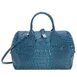 Bolso 'Papermoon' en color azul de Furla otoño/invierno 2012/2013