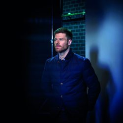 Making of colección 'Black' de Emidio Tucci con Xabi Alonso