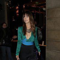Olivia Wilde apuesta por el color block vestida de Gucci