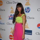 Color block flúor de Leona Lewis