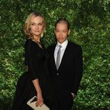 Jason Wu y Diane Kruger, musa del diseñador
