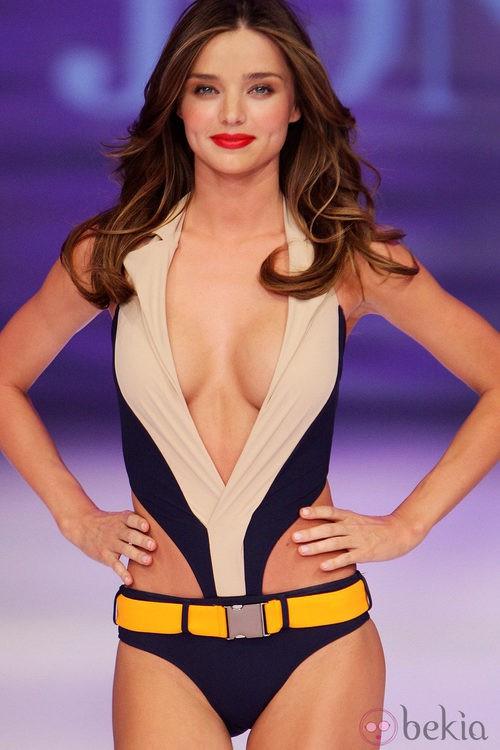 Miranda Kerr con trikini de David Jones