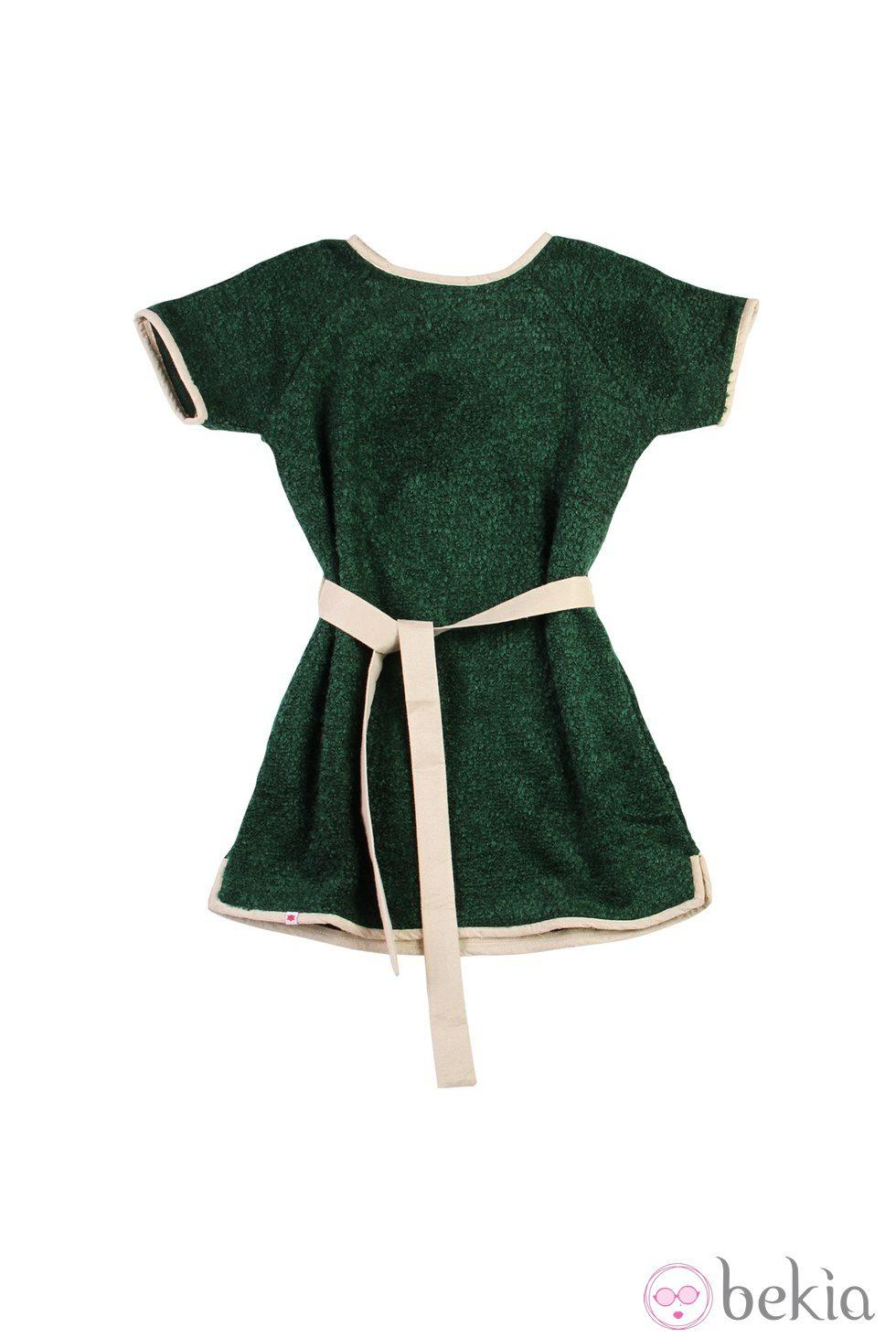 Vestido verde de Kling