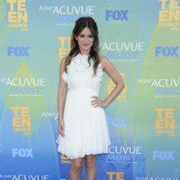 Rachel Bilson con vestido de Chloé en los Teen Choice Awards